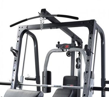 BodyWorx LX4000SM Smith System and Lat Pull Down