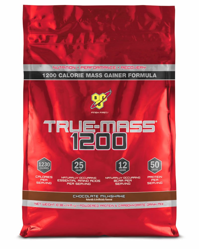 BSN TrueMass Protein Mass Gainer