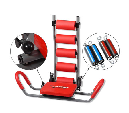 Ab Rocket Twister - Changeable resistance