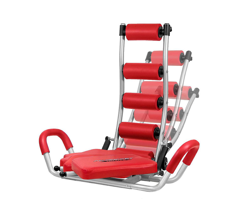 Ab Rocket Twister - All Motions