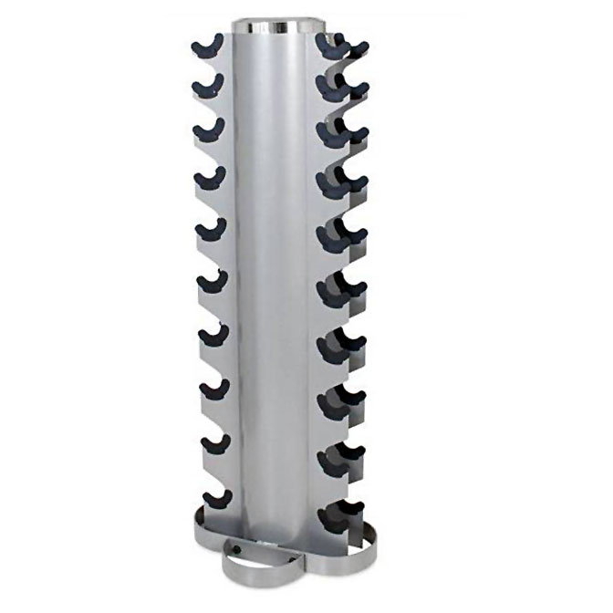 Vertical Dumbbell Tree - Holds 10 pairs