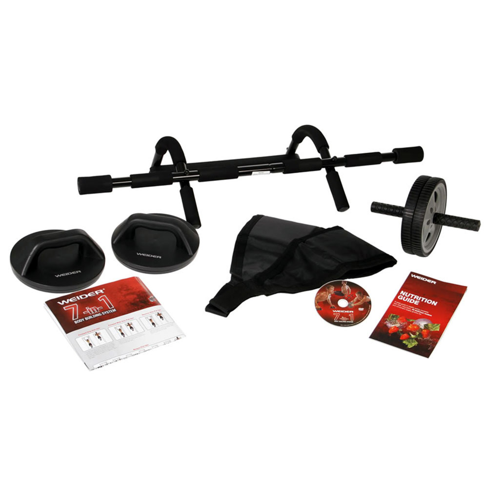 Weider 7-in-1 Home Gym Trainer System - Products