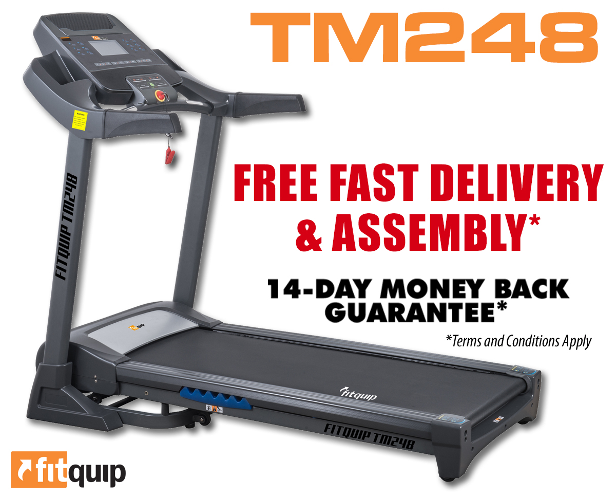 Fitquip TM248 Treadmill