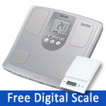 Tanita BC-541 Body Composition Innerscan scales