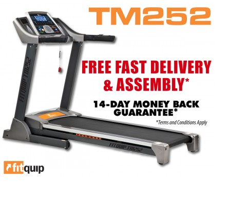 Fitquip  TM252 Treadmill