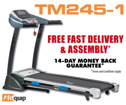 Fitquip TM245-1 Treadmill