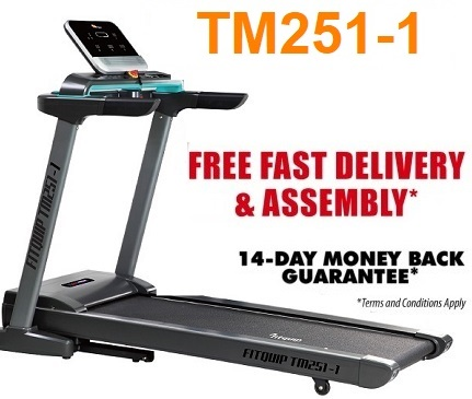 Fitquip TM251-1 Treadmill