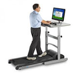 Infiniti Treadmill Desk