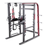 Weider 15500 Pro Power Cage Crossfit