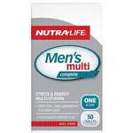 Nutralife Mens Multi Complete Vitamins