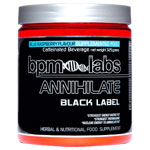 BPM Labs Black label Annihilate