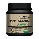 Balance 100% Whey Natural Protein