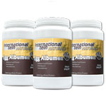 International Protein Natural Egg Albumen Protein