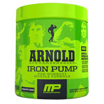 Arnold Schwarzenegger Series Iron Pump Pre Workout