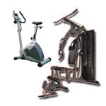 Aquila G2 Home Gym and Redline Bike Deal