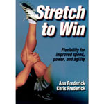 Stretch to Win Book (by Ann & Chris Frederick)