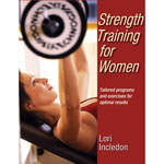 Strength Training for Women Book (by Lori Incledon)