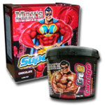 Max's SuperSize Protein & Crea8Carnage Creatine - Value Pack