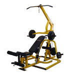 Bodyworx Multi Lever Gym and Bench
