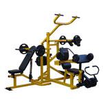 Bodyworx L530MG 3-Station Lever Gym