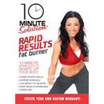 10 Minute Solution - Rapid Results Fat Burner DVD