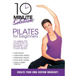 10 Minute Solution - Pilates for Beginners DVD