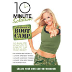 10 Minute Solution - Ultimate Boot Camp DVD