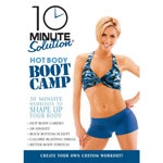 10 Minute Solution - Hot Body Boot Camp DVD