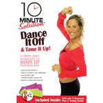 10 Minute Solution - Dance It Off & Tone It Up DVD