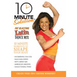 10 Minute Solution - Fat Blasting Latin Dance Mix DVD