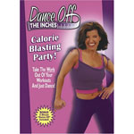 Dance Off The Inches - Calorie Blasting Party DVD