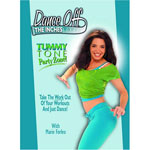 Dance Off The Inches - Tummy Zone Party Zone DVD