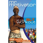 Mr Motivator - All New BLT Workout DVD
