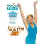 Pick Your Level - Fat to Firm Fast DVD