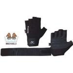X-Power Nubuck Weight Lifting Gloves