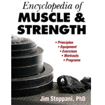 Encyclopedia of Muscle & Strength Book (by Jim Stoppani)