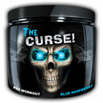 The Curse pre-workout powder