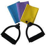 Theraband Set with Handles