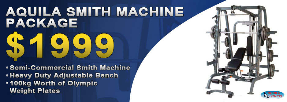Aquila Smith Machine Package