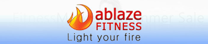 View our range of Ablaze Fitness Equipment