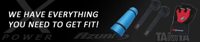 Browse our large range of gym accessories!