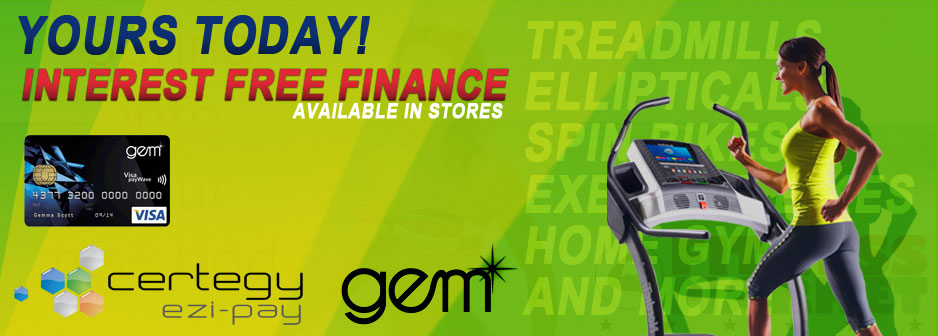 Interest Free Finance Available In Stores!