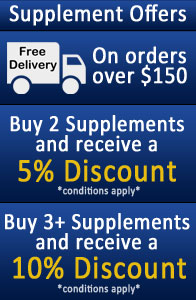 Supplement Special Offers
