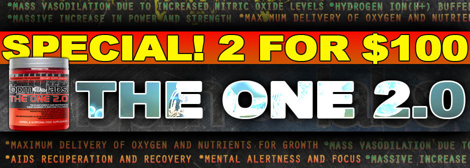The One 2.0 Special
