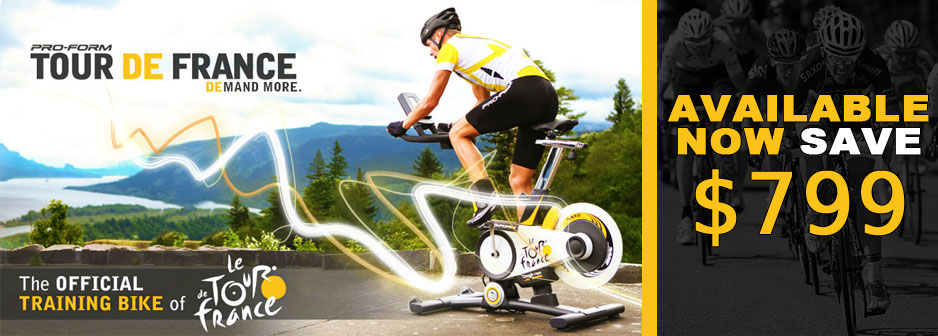 Proform Tour De France Spin Bike