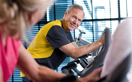 Exercise Tips for People over the age of 50